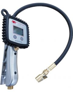 Digital Tire Inflator Gauge (7-174 PSI, accurate to +/- 0.1 PSI)